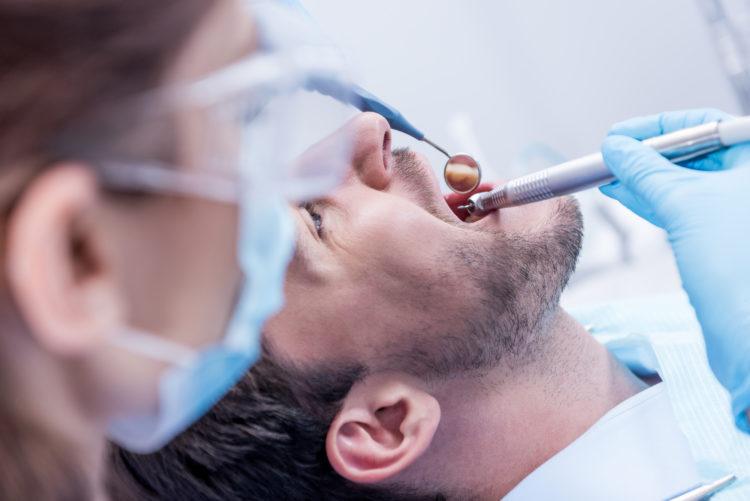 Skifte tandlæge